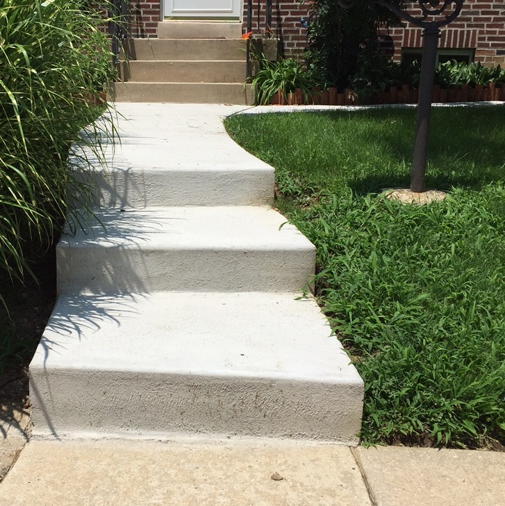 steps-concrete